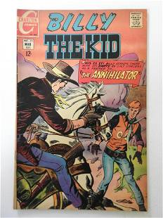 Billy the Kid #71