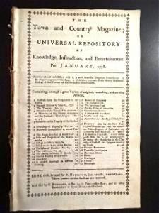1778 Magazine Revolutionary War