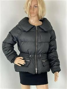 Burberry London Black Puffer Down Jacket Size XL