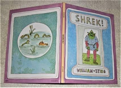 SHREK! by Steig
