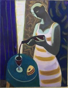 Holikov Ihor - Red wine