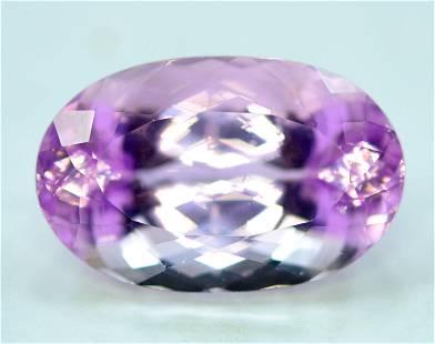 Natural Pink Kunzite Gemstone , Kunzite cut stone ,