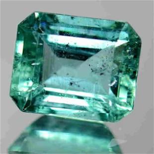 2.22 CTs Natural Crystal Green Emerald