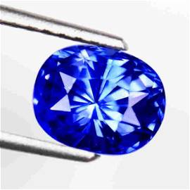3.02 Cts Top Quality Natural Blue Sapphire