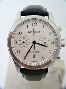 Mens BREMONT Chronograph Automatic ALT1-C /PW/R watch