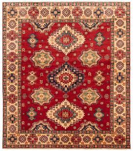 "Finest Ghazni Red Rug 8'2"" x 9'5"""