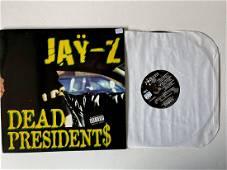 JAY-Z - DEAD PRESIDENT$