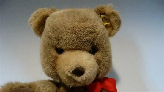 1976 STEIFF TEDDY ORIGINAL BROWN BEAR 0205/35 35CM