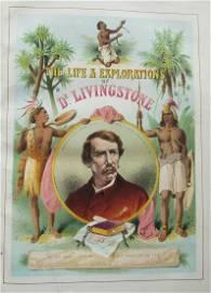 The Life and Explorations of David Livingstone, LL.D.