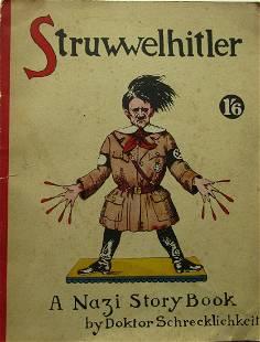 Struwwelhitler: A Nazi Story Book
