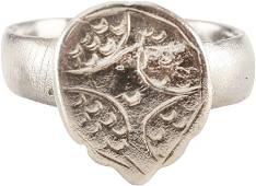 VIKING/SCANDINAVIAN RING 12TH CENTURY, SIZE 7 1/4