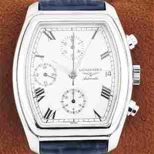 Longines - Les Grande Classique Chronograph - Ref: L4
