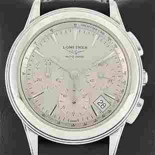 Longines - Flagship Chronograph - Ref: L4. 718.4 - Men