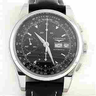 Longines - Heritage 1954 Chronograph - Ref: L2.747.4 -