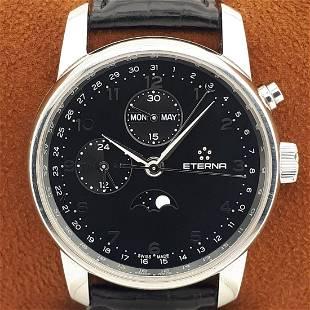 Eterna - Soleure Chronograph - 8340.41 - Men -