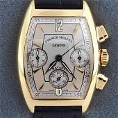 Franck Muller - Havana Chronograph - Ref: 7502 CC HV -