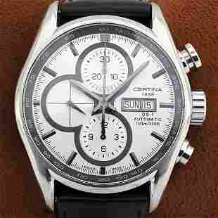 Certina - DS-1 Chronograph - Men - 2011-present