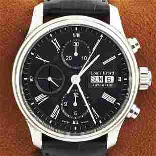 Louis Erard - Day Date Chronograph - Men - 2011-present