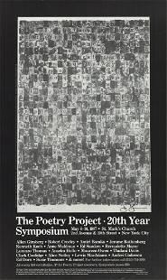 Johns, Jasper: Jasper Johns - Alphabets - 1987 Offset