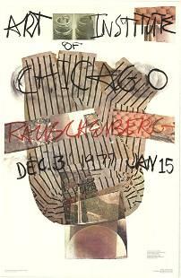 Rauschenberg, Robert: Robert Rauschenberg - Art