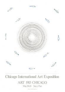 Ruscha, Edward: Edward Ruscha - Chicago International