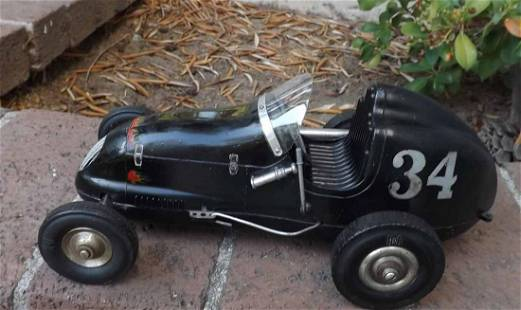Ohlsson and Rice theter gasoline powered car , Made in