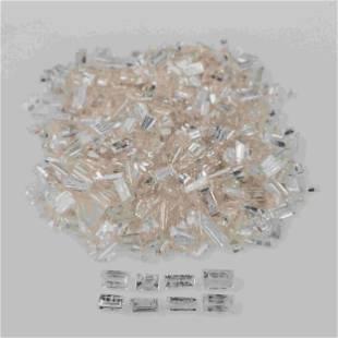 9.23 Carat K - L Color Natural Baguette Diamond Loose