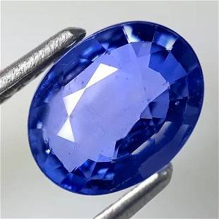 1.86 Cts Natural Blue Sapphire