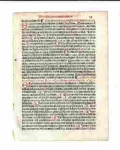 1567 Catholic Prayer Leaf Excommunication
