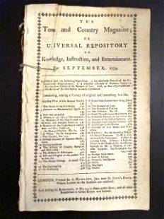 1779 Magazine, Revolutionary War Indians