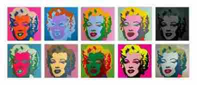 Andy Warhol-Marilyn Monroe Suite (Sunday B. Morning)