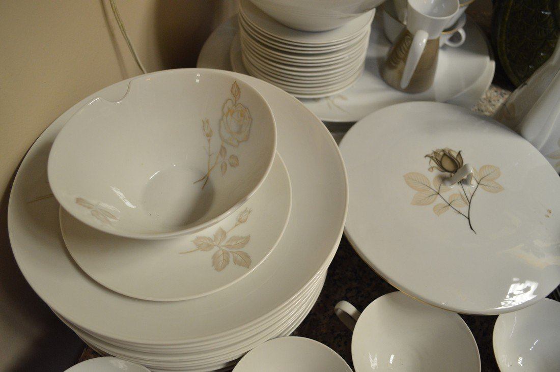 Rosenthal Germany Classic Rose China 79 Piece Set - 6