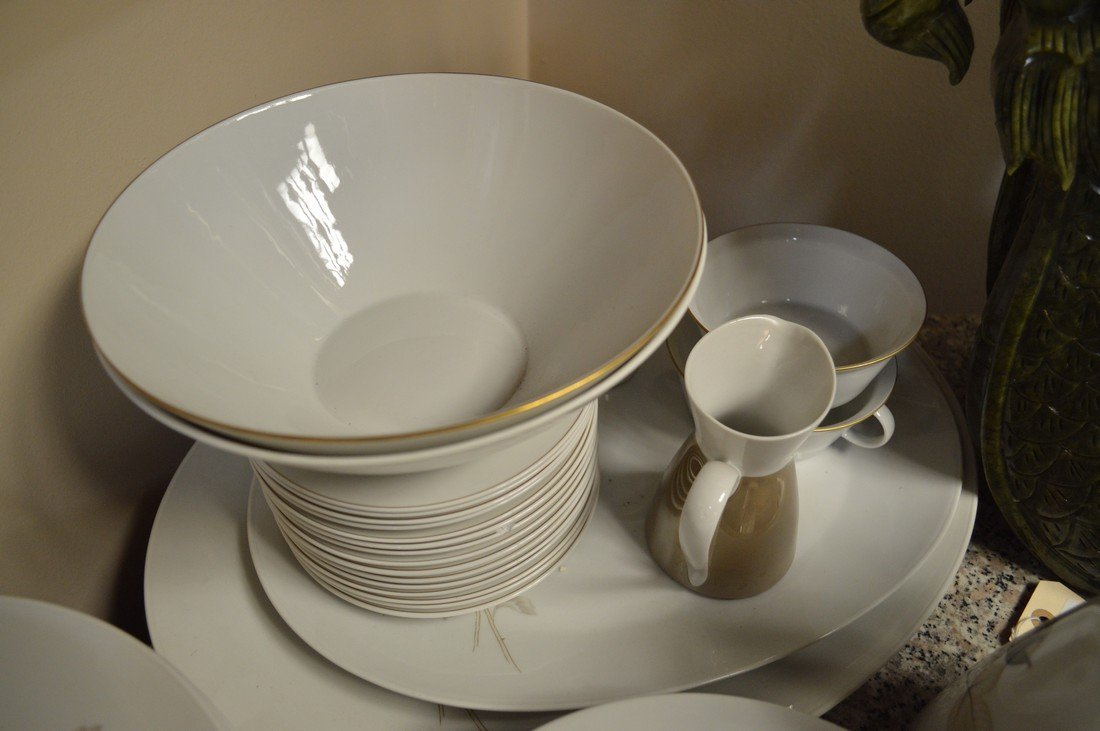 Rosenthal Germany Classic Rose China 79 Piece Set - 7