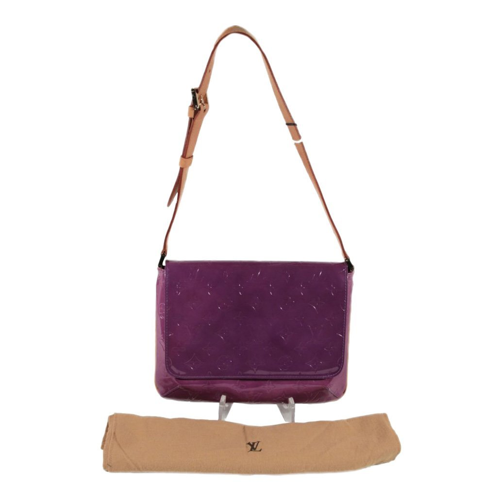 Louis Vuitton Thompson Street Purple Monogram Bag