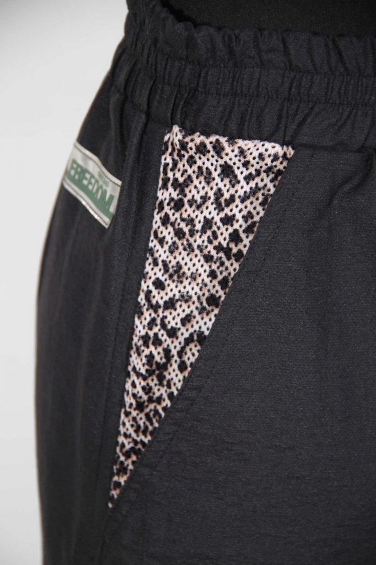 Roberto Cavalli Freedom Leopard Panelled Pencil Skirt - 3