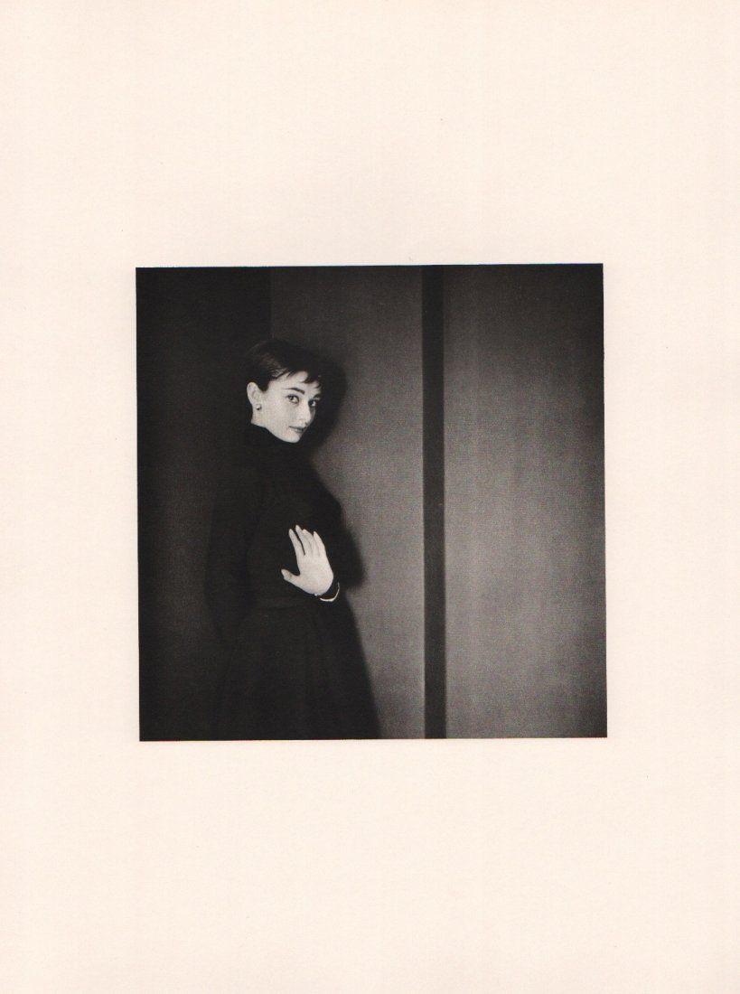 Cecil Beaton: Audrey Hepburn, 1954