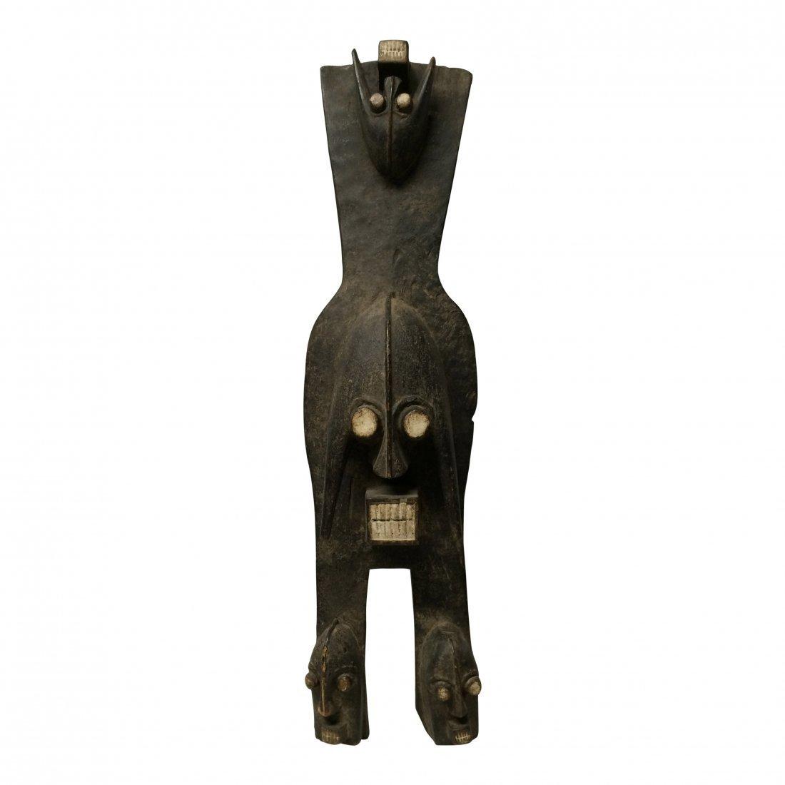 Large Mumuye Mask