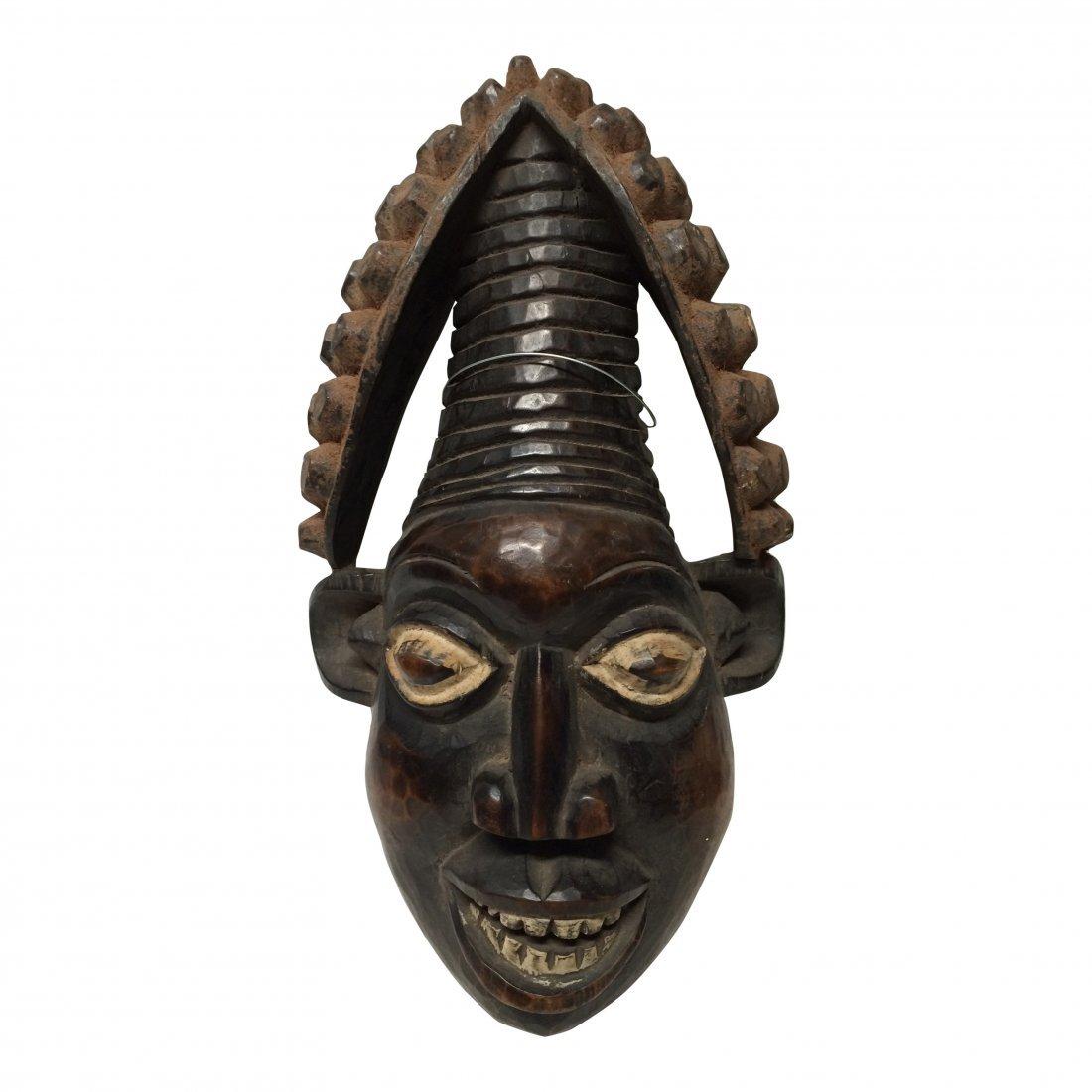 Large Bamileke Mask