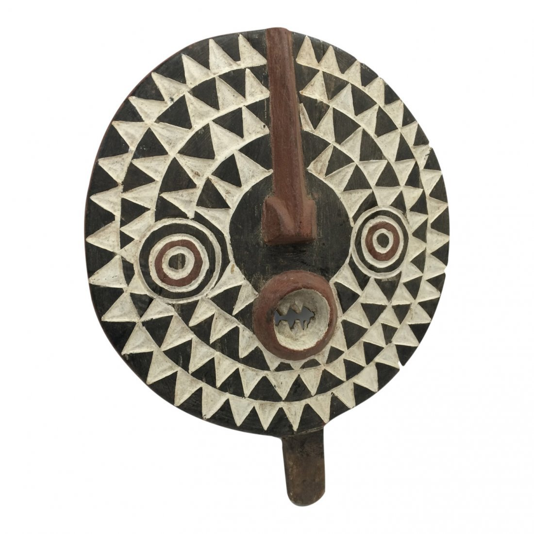 Burkina Faso Bobo Mask