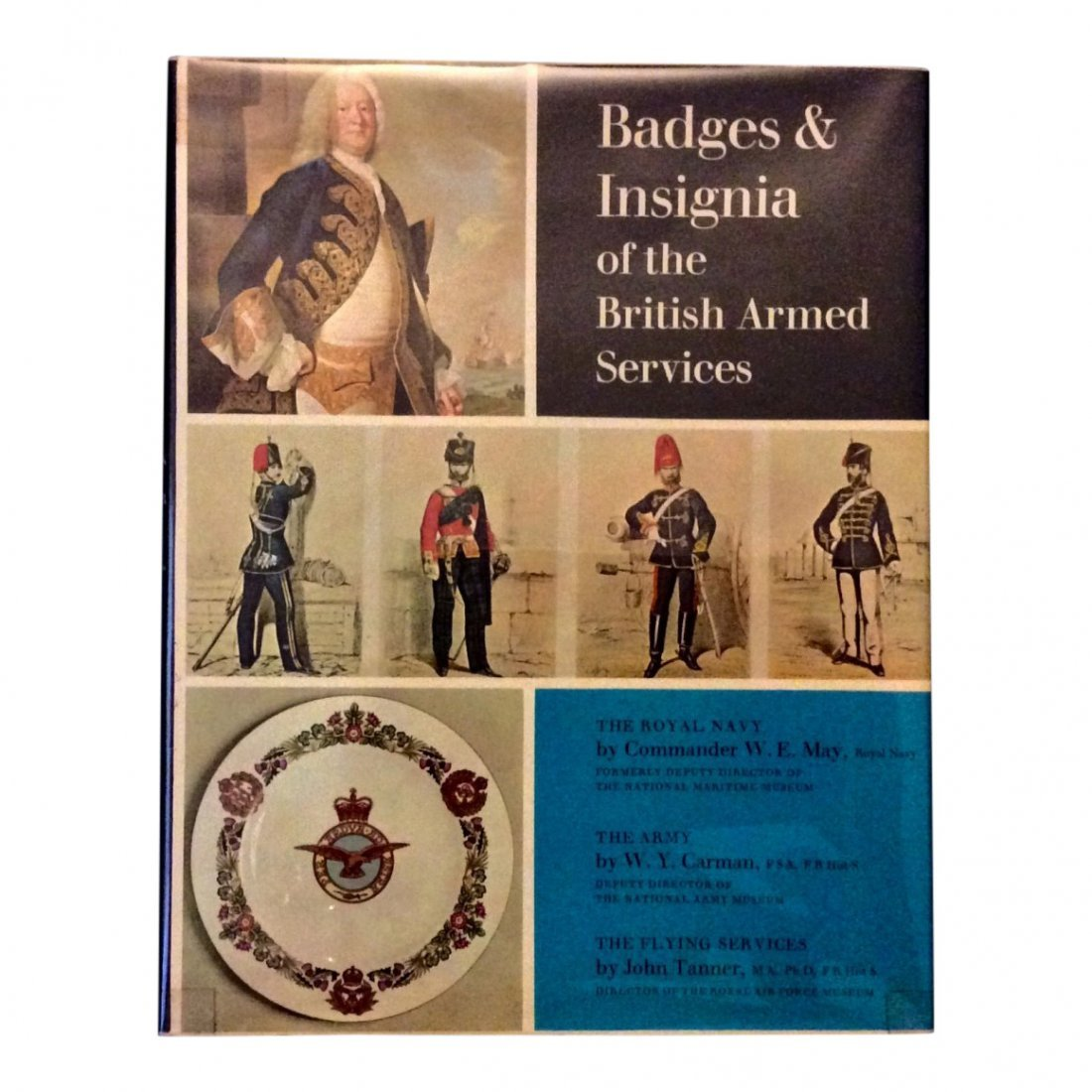 Badges & Insignia of the British Armed Services, 1974