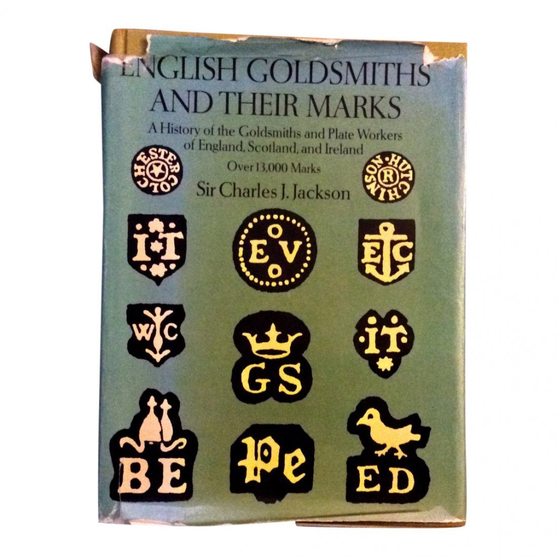 English Goldsmiths and Their Marks, 1970's