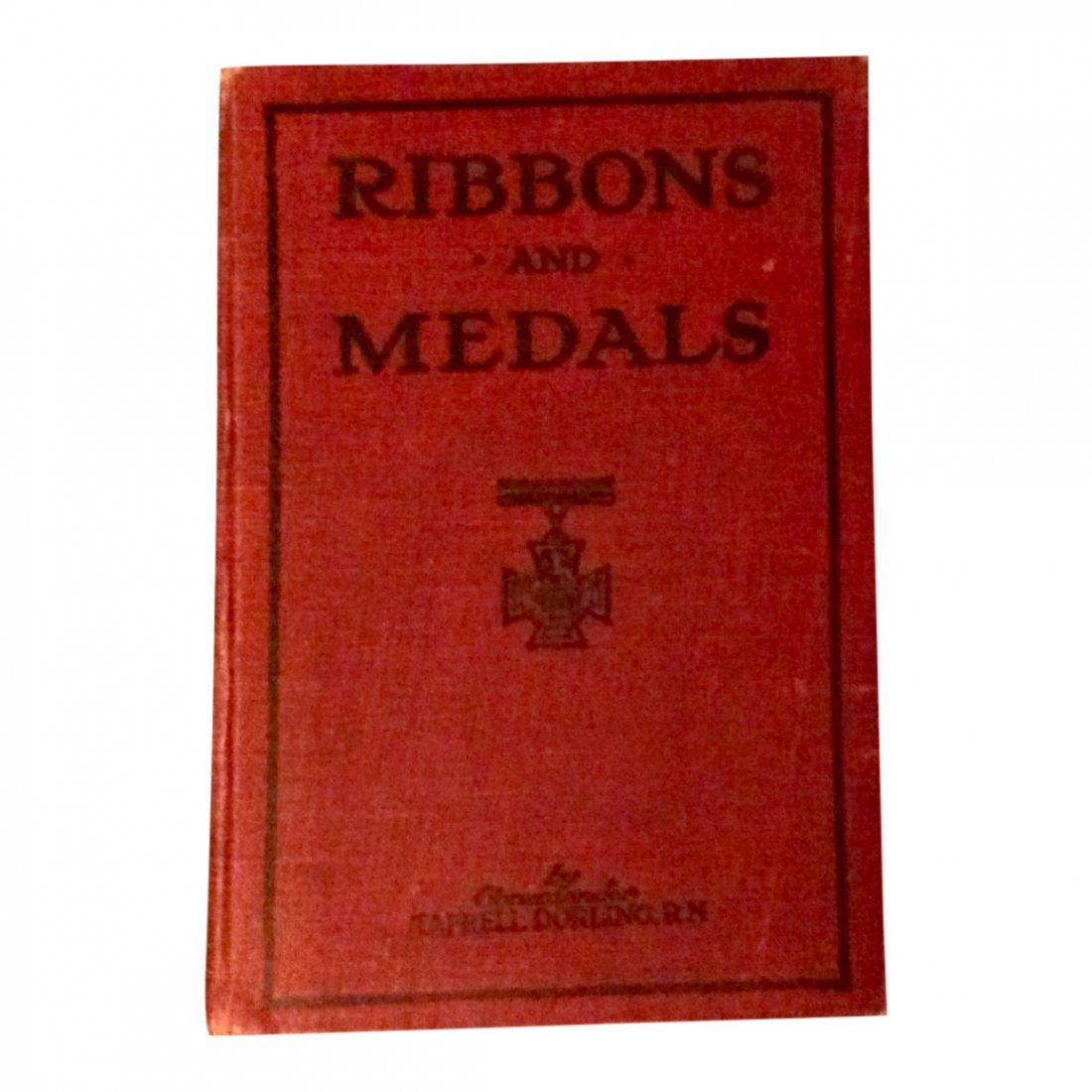 Military Reference Ribbons & Medals, 1918