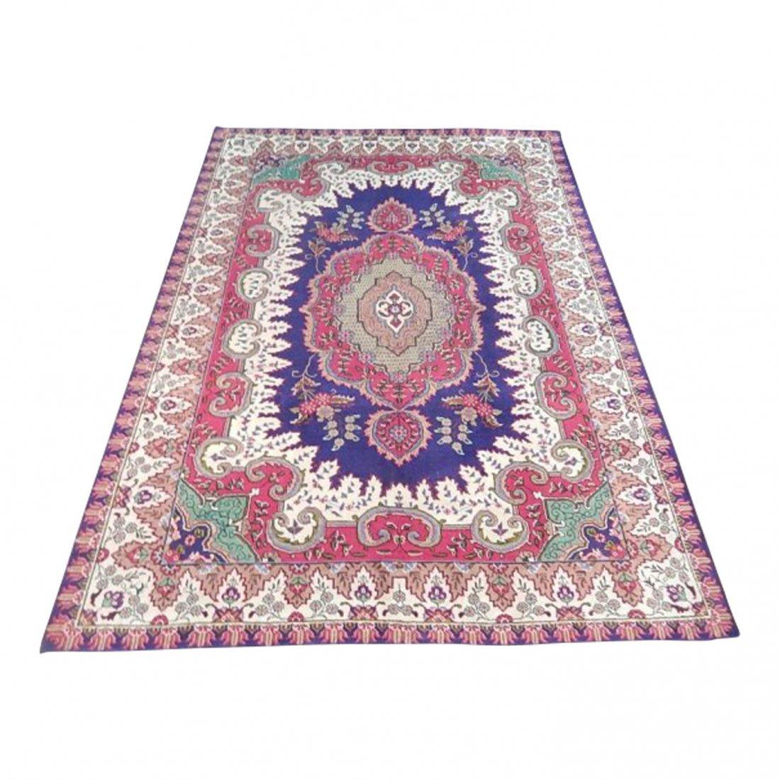 European Design Persian Tabriz Rug, 7x10