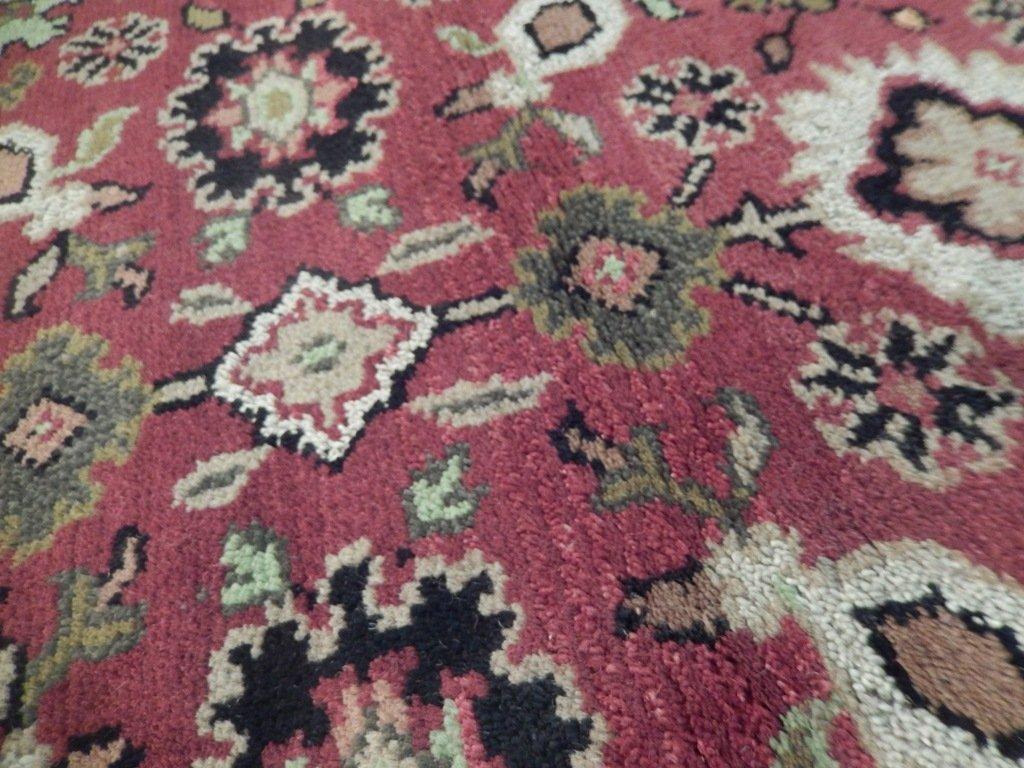 Mahal Traditional Wool Area Rug, 4x6 - 4