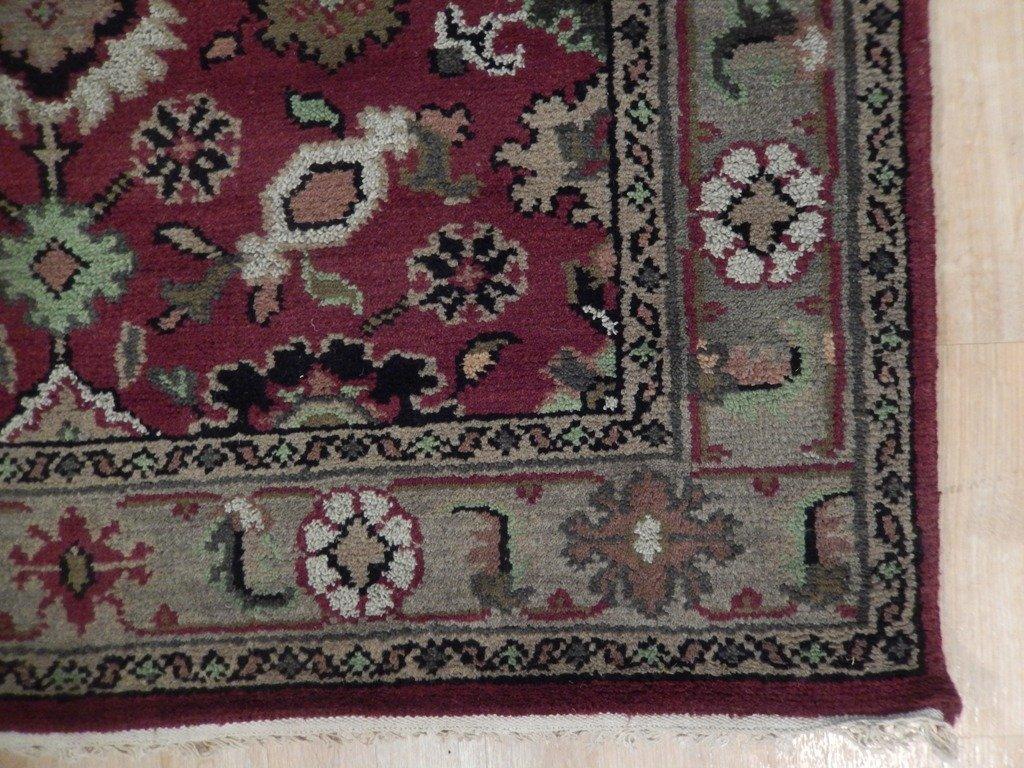 Mahal Traditional Wool Area Rug, 4x6 - 5