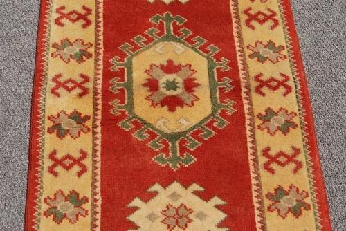 Semi-Antique Turkish Konya Rug, 3x4 - 2