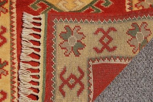Semi-Antique Turkish Konya Rug, 3x4 - 4