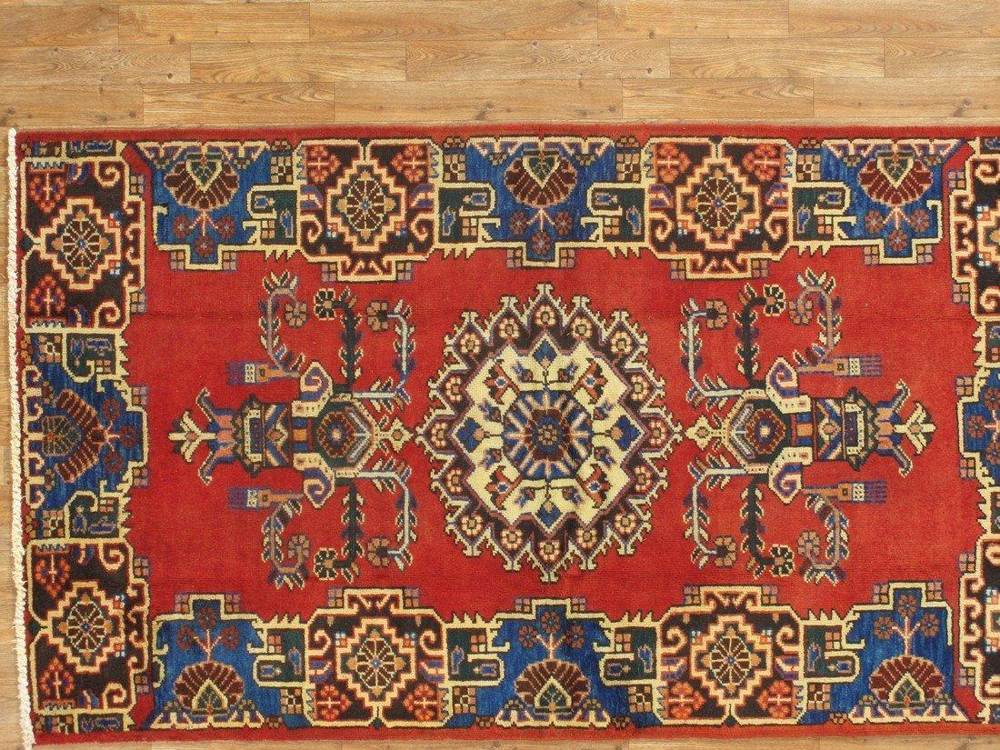 Rare Tabriz Hand Knotted Area Rug, 4x7 - 2