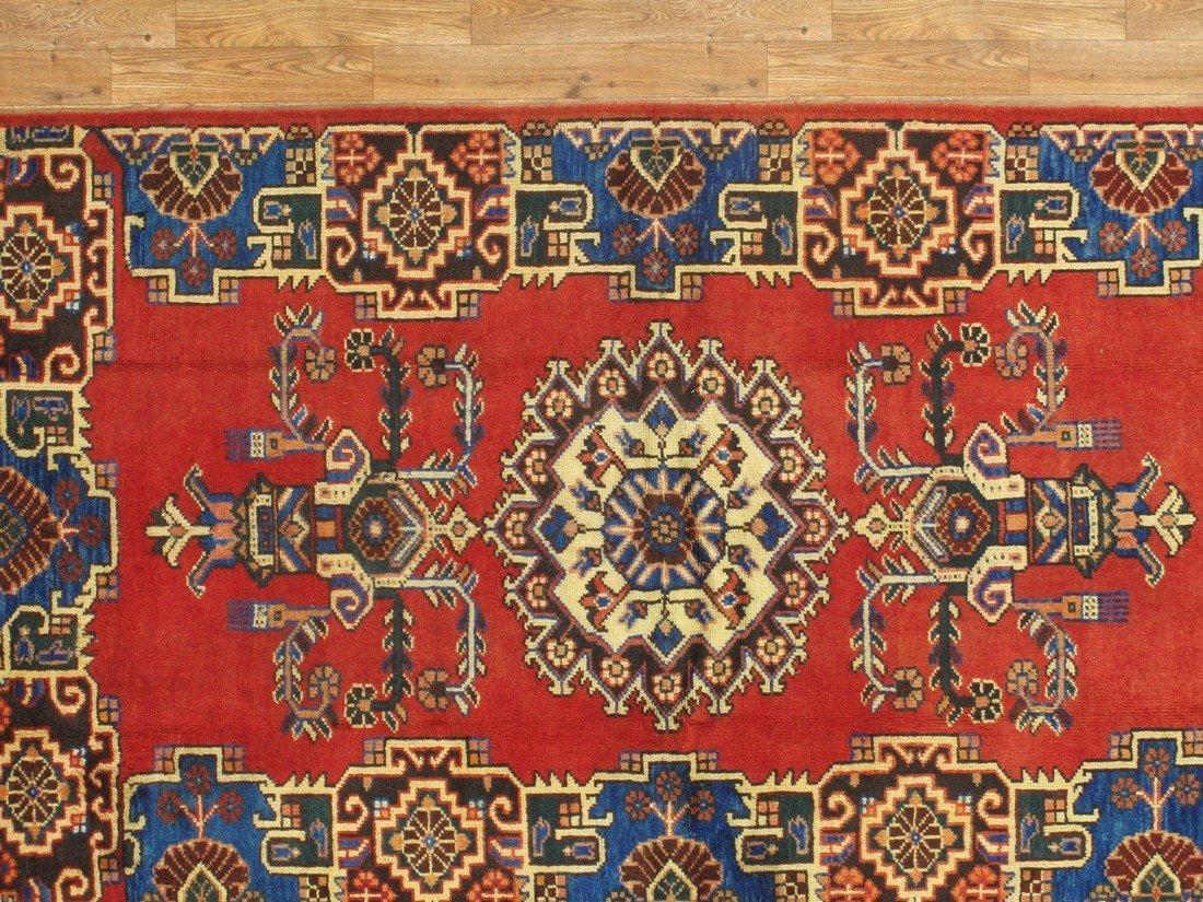 Rare Tabriz Hand Knotted Area Rug, 4x7 - 3