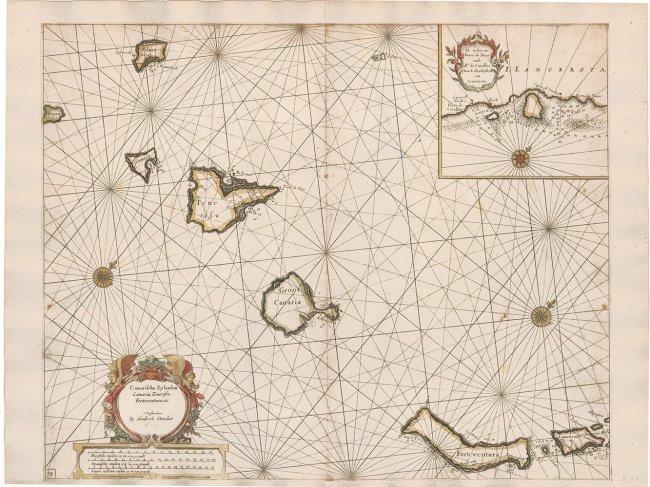 Canary Islands. Jan Jansson